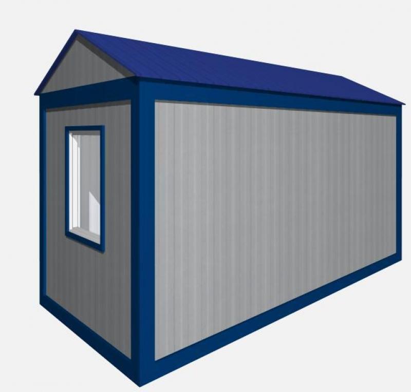 Проект блок-контейнера №9
